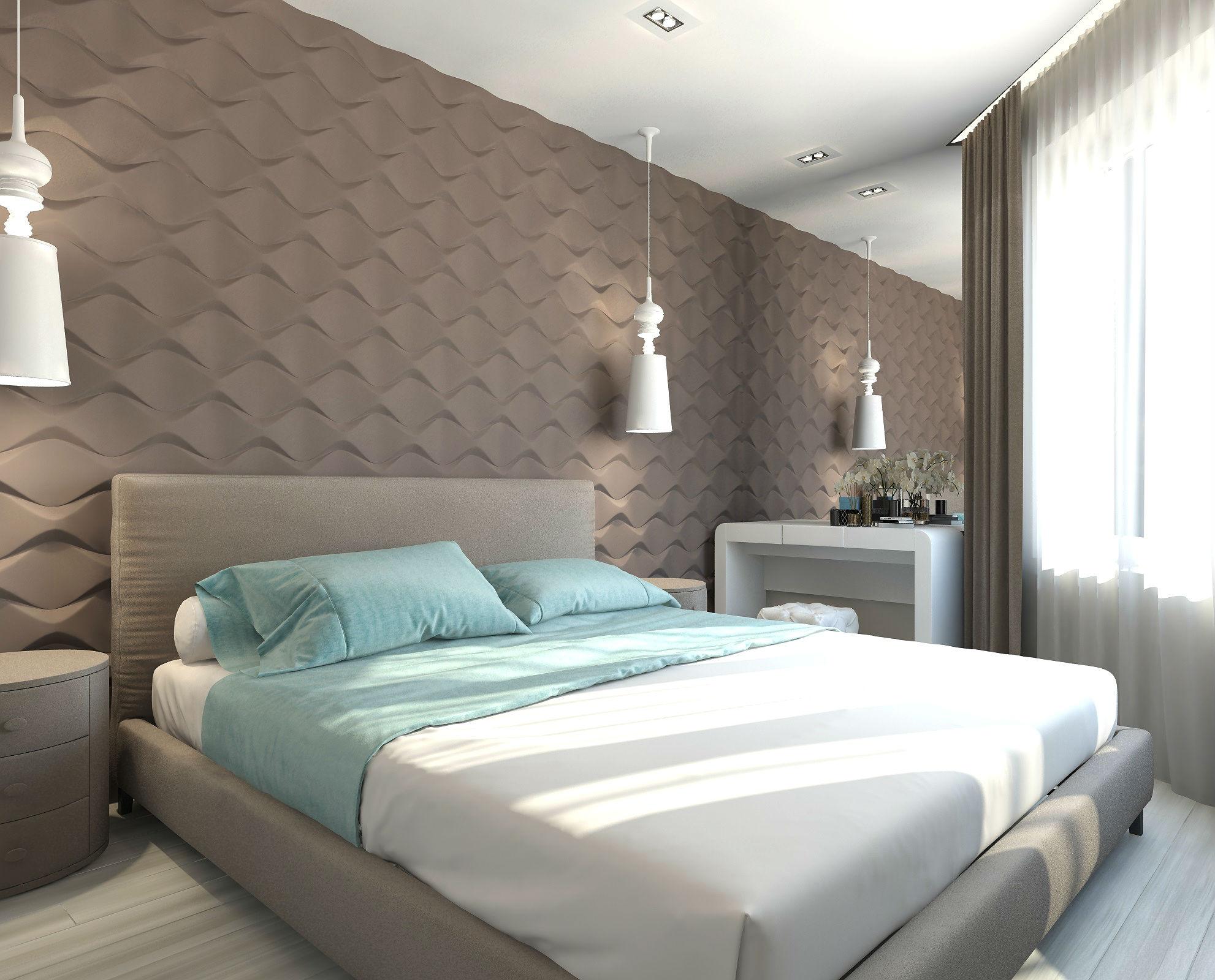 Дизайн квартиры 126 кв м в стиле современный прованс