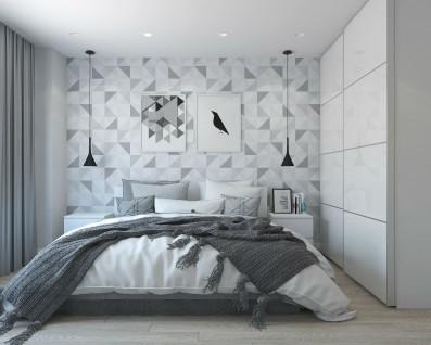 Дизайн 2 ком.квартиры 60 кв.м
