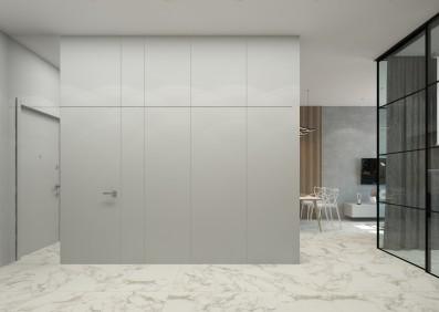 Дизайн студии 45 кв.м