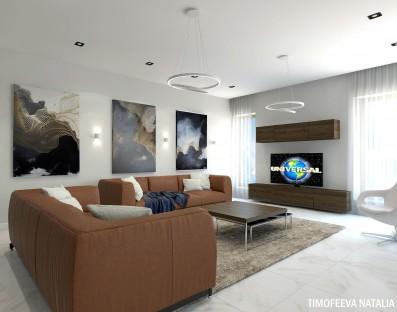 Дизайн дома 184 кв.м