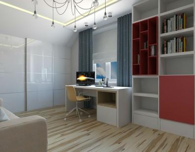 Дизайн дома 160 кв.м