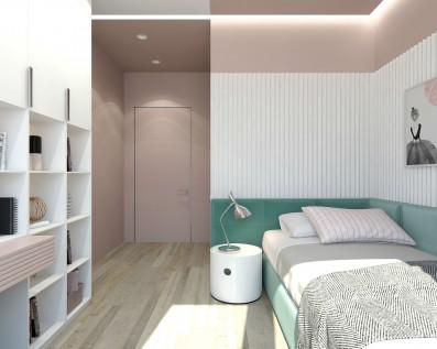 Дизайн 3 ком.квартиры 94 кв.м