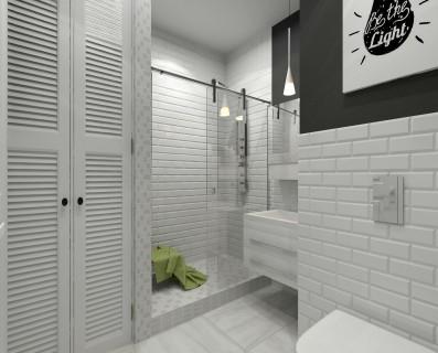 Дизайн 1 ком.квартиры 50 кв.м
