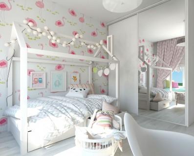 Дизайн дома 120 кв.м