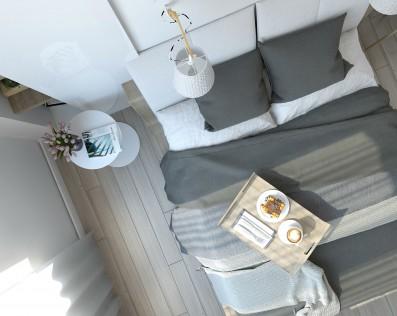 Дизайн 3 ком.квартиры 78 кв.м