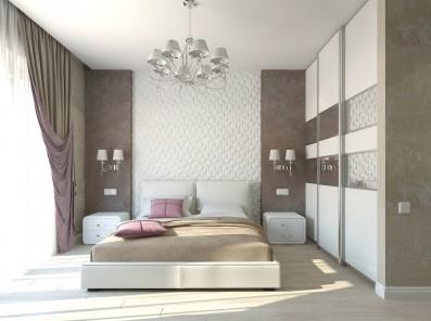 Дизайн 3 ком.квартиры 110 кв.м
